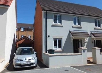 Thumbnail 3 bed terraced house for sale in Higher Gorse Road, Roundswell, Barnstaple