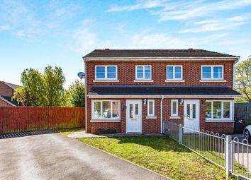 Thumbnail 3 bed semi-detached house for sale in Lysander Drive, Padgate, Warrington, Cheshire