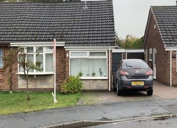 Thumbnail 3 bed bungalow for sale in Harwood Avenue, Branston, Staffordshire