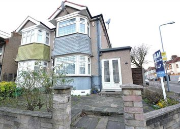 Thumbnail 3 bed end terrace house to rent in Horns Road, Barkingside, Ilford