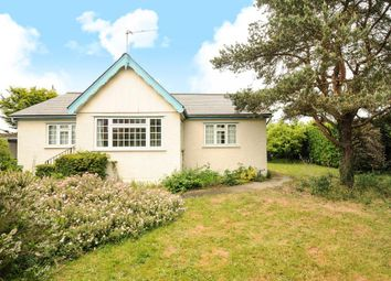 Thumbnail 3 bed detached bungalow for sale in Ouseley Road, Wraysbury