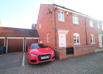 Thumbnail 4 bed semi-detached house for sale in Spring Hollow, Eccleshall, Stafford