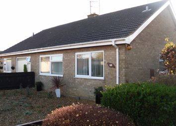 Thumbnail 2 bedroom bungalow for sale in Otago Close, Whittlesey