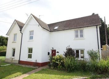 Thumbnail 3 bedroom semi-detached house for sale in Railway Cottages, Mountfield, Robertsbridge, East Sussex