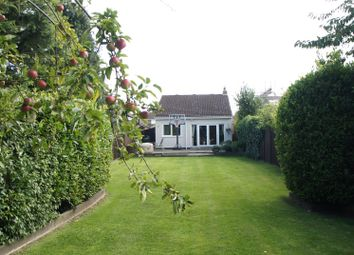 Thumbnail 4 bed detached bungalow for sale in Sports Road, Glenfield, Leicester