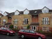 Thumbnail 2 bedroom flat to rent in Linden Court, Clarence Road, Kingswood