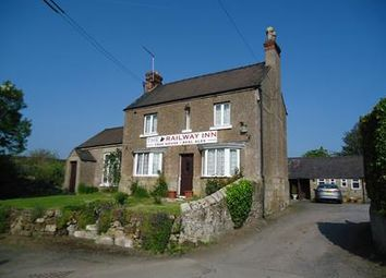 Thumbnail Pub/bar for sale in The Railway Inn, Station Road, Yorton
