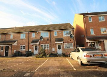 Thumbnail 3 bedroom end terrace house for sale in Huron Road, Broxbourne