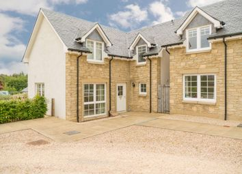 Thumbnail 4 bed detached house for sale in 12 Mauricewood Steadings, Penicuik