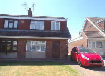 Thumbnail 3 bed semi-detached house for sale in Pilgims Hatch, Brentwood, Essex