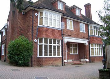 Thumbnail 1 bed flat to rent in Denbridge Road, Bickley, Bromley