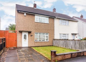 Thumbnail 2 bed semi-detached house for sale in Attlee Road, Bentley, Walsall