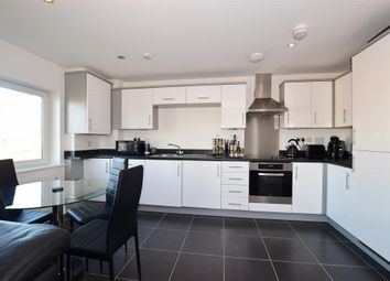 Thumbnail 2 bed flat for sale in Bennett Place, Dartford, Kent