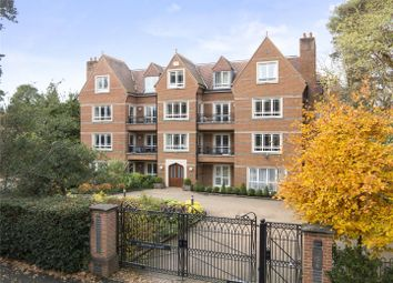 Thumbnail 3 bed flat for sale in St. George's Court, Cavendish Road, Weybridge, Surrey