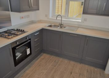 Thumbnail 4 bed town house for sale in Tilia Close, Off Nursery Road, Leicester
