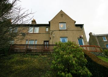 Thumbnail 3 bed flat for sale in Magdala Terrace, Galashiels
