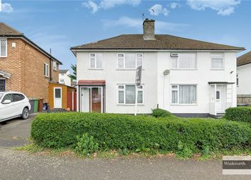 Thumbnail 3 bed property for sale in Featherstone Gardens, Borehamwood, Hertfordshire
