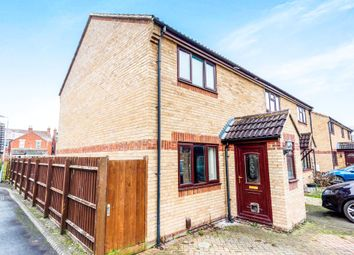Thumbnail 2 bed end terrace house for sale in Wessex Walk, Westbury