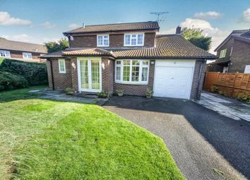 Thumbnail 4 bed detached house for sale in Westsyde, Darras Hall, Ponteland, Northumberland