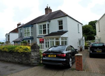 Thumbnail 3 bed semi-detached house to rent in Castle Road, Mumbles