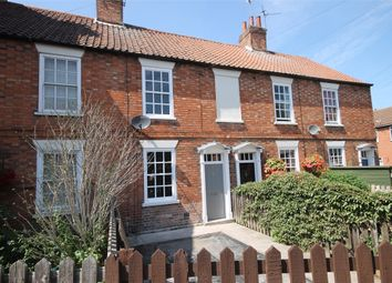 Thumbnail 2 bed cottage for sale in Victoria Street, Newark, Nottinghamshire.