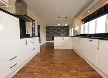 Thumbnail 4 bed detached house for sale in Cranberry Fold Court, Darwen