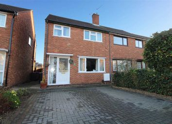 Thumbnail 3 bedroom semi-detached house for sale in Bloomfield Street, Ipswich