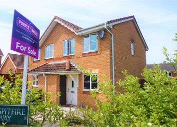 Thumbnail 2 bed semi-detached house for sale in Beaufighter Grove, Stoke-On-Trent