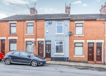 Thumbnail 3 bedroom terraced house for sale in Meir Street, Stoke-On-Trent, Staffordshire