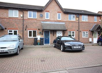 Thumbnail Terraced house for sale in Coalport Close, Church Langley, Harlow
