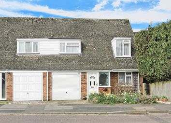 Thumbnail 4 bed semi-detached house for sale in The Vale, Oakley, Basingstoke