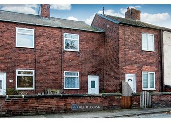 Thumbnail 2 bed terraced house to rent in Low Green, Knottingley