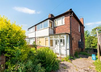 Thumbnail 3 bed semi-detached house for sale in Ashcroft Avenue, Salford