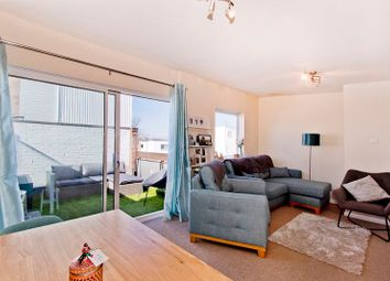 Thumbnail 2 bed flat for sale in Two Double Bedroom Flat With Terrace, Parking & Garage, Kempton Walk