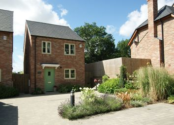 Thumbnail 2 bed detached house for sale in Manor Farm Close, Tugby, Leicester