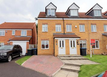 3 bed end terrace house for sale in Nicholson Court, Coundon, Bishop Auckland DL14