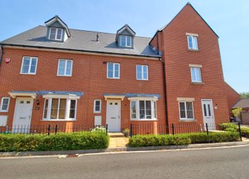 Thumbnail 4 bed town house for sale in Thompson Way, West Wick, Weston-Super-Mare