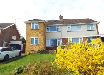 Thumbnail 4 bed property to rent in Swift Close, Bedford