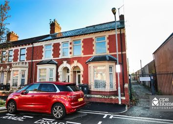 Thumbnail 2 bed flat for sale in Coedcae Street, Cardiff