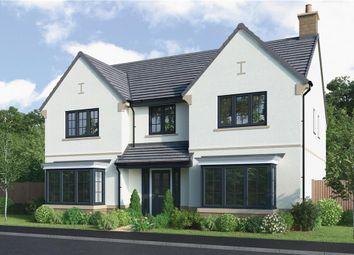 "Thumbnail 5 bedroom detached house for sale in ""Deakin"" at Leeds Road, Bramhope, Leeds"