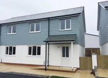 Thumbnail 3 bed semi-detached house for sale in Long Rock, Penzance, Cornwall