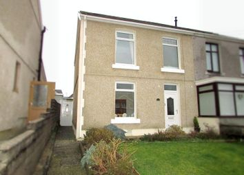 Thumbnail 3 bed semi-detached house for sale in Charles Street, Skewen, Neath, Neath Port Talbot.