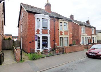 Thumbnail 5 bed semi-detached house for sale in Linden Road, Linden, Gloucester