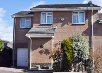 Thumbnail 4 bed semi-detached house for sale in Youings Drive, Barnstaple