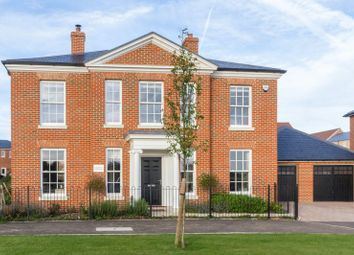 Thumbnail 5 bed detached house for sale in Kestrel Grove, Whitfield, Dover