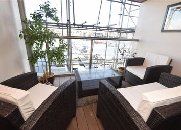 Thumbnail Flat to rent in Flat Harbour Club Apartments, 1 Harbour Quay, Eastbourne, East Sussex