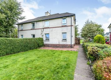 Thumbnail 1 bed flat for sale in Barrs Crescent, Cardross, Dumbarton