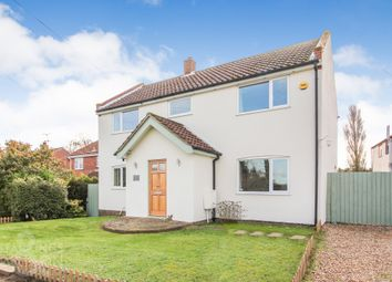 Thumbnail 4 bed detached house for sale in Staithe Road, Burgh St. Peter, Beccles