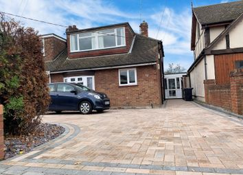 4 bed semi-detached house for sale in Woodlands Road, Hockley, Essex SS5