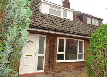 Thumbnail 2 bed semi-detached house for sale in Sandy Lane, Lowton, Cheshire